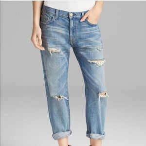 Current/Elliott Jeans 1957 Boyfriend 23 MSRP $229